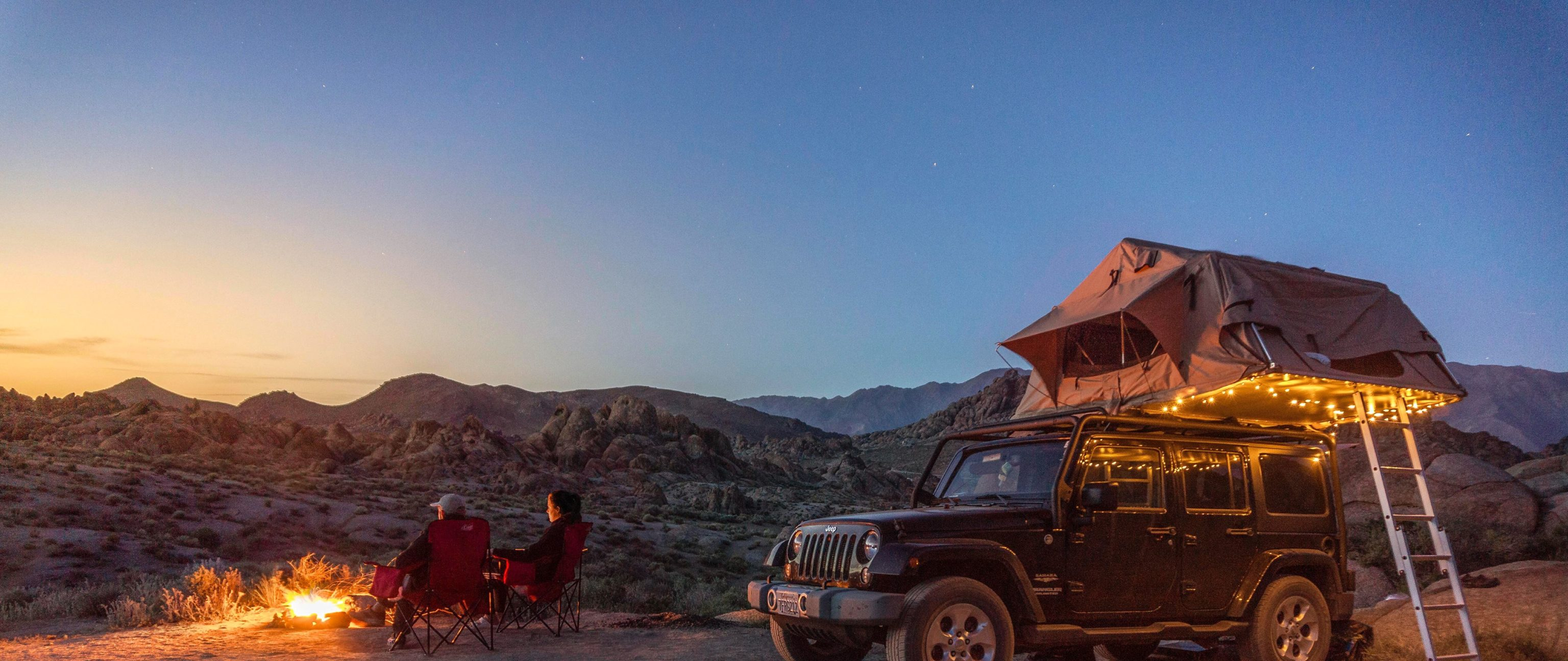 6 gadget per la tua avventura in campeggio