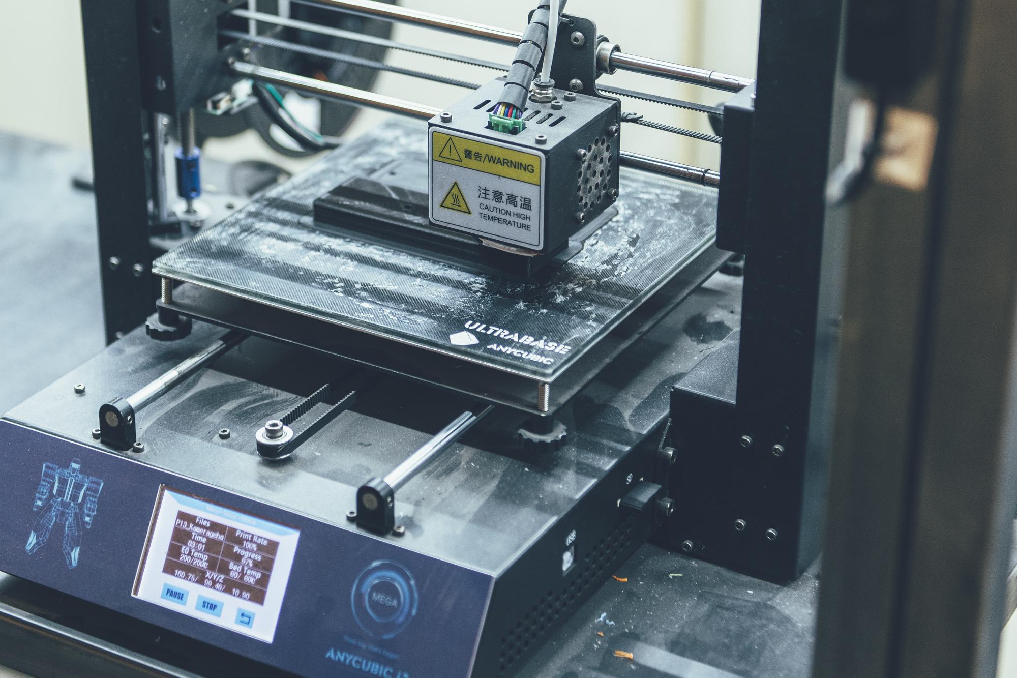 3D-Drucker: Digitalisierung bei Metallwerk