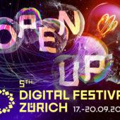 2 mal 2 Tickets fürs Digital Festival gewinnen