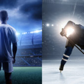 Football ou hockey sur glace en direct: que désirez-vous?