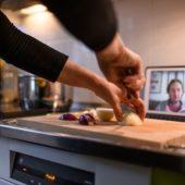 Kochen als virtueller Event