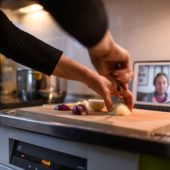 Studio culinaire à domicile