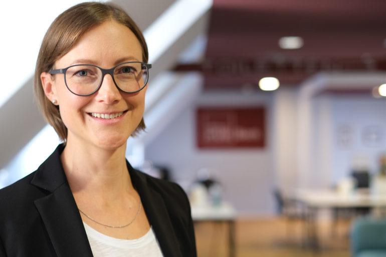 Silvia Nadenbousch, LARS Brillen