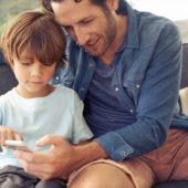 Wie mache ich das Handy kindersicher?