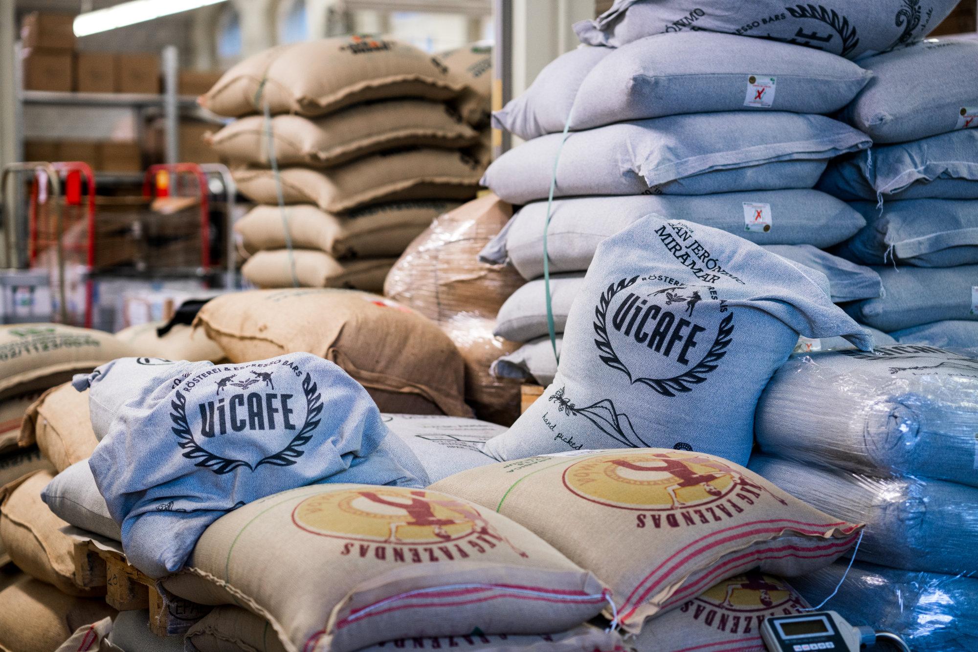 ViCAFE Kaffeesäcke