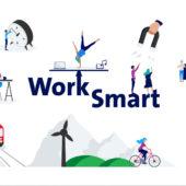 Was bedeutet Work Smart? Erklärende Infografik