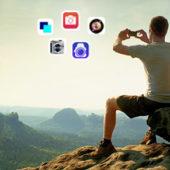 Mit diesen Foto-Apps macht's garantiert «Klick»
