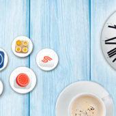 Six applis pour un timing parfait