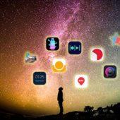 Apps für Zeit und Raum
