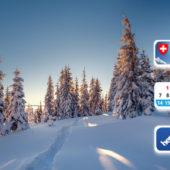 Le app per trascorrere l'inverno in sicurezza