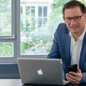 Mobiles Internet bringt das Büro überall hin