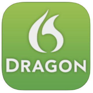 App Dragon Dictation