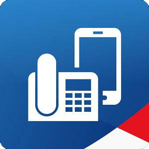 Festnetztelefonie-App