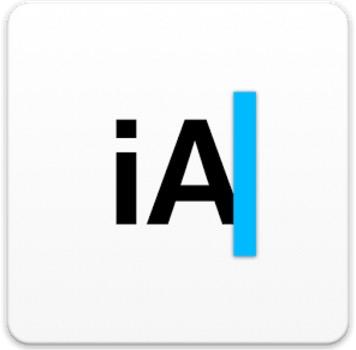 Icône application iA Writer