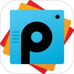 Icône appli PicsArt