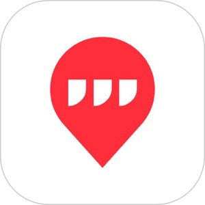 Icona app what3words